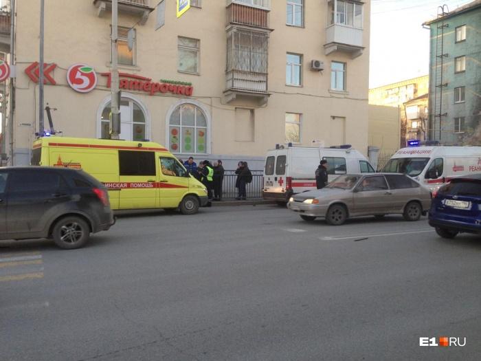 Страшная авария на Фурманова произошла 14 ноября