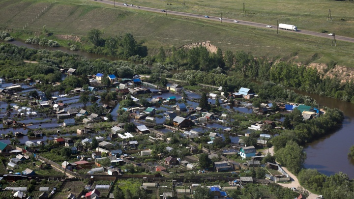 Губернатор пообещал пострадавшим от паводка в Канске выплатить по 50 тысяч рублей
