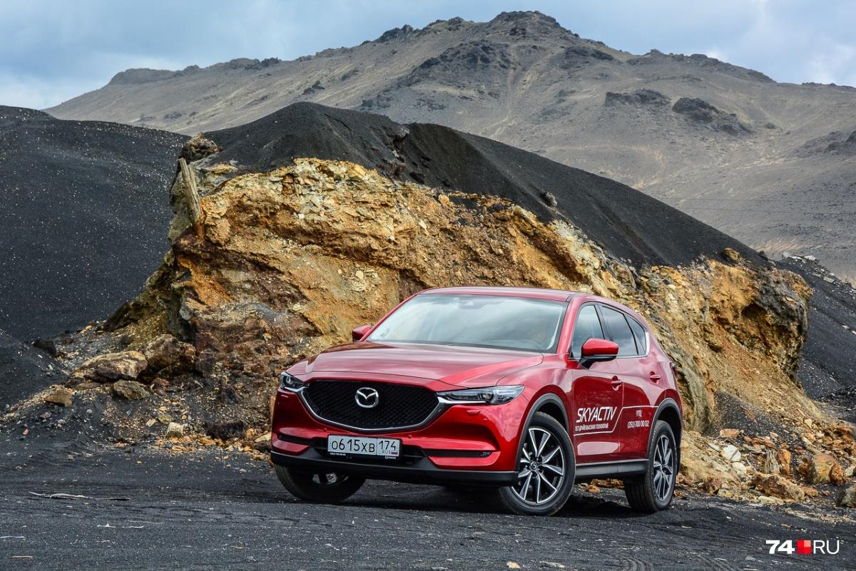 Mazda CX-5 пусть несильно, но тоже прибавила. Последний раз модель дорожала в конце прошлого года