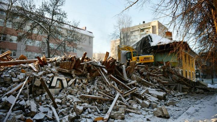 В Ярославле сносят бараки: когда на их месте начнут строить новые дома