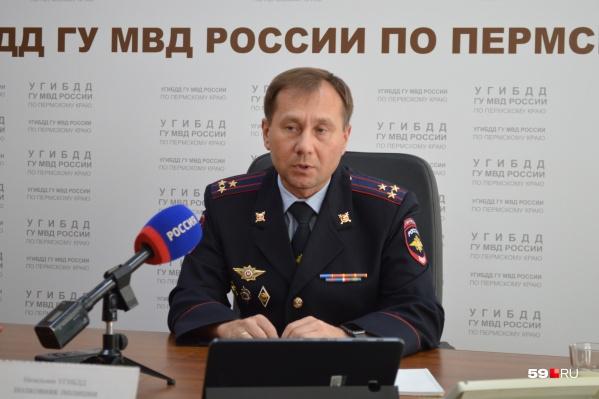 Алексей Карин сообщил, что всего в Прикамье за 10 месяцев произошло почти 2,5 тысячи аварий