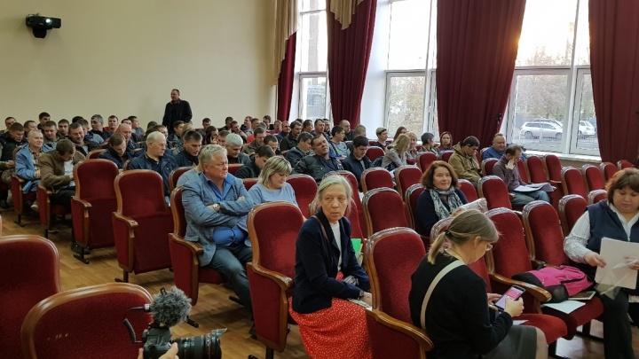 «Давайте не будем устраивать цирк»: жаркие обсуждения экологической программы КрАЗа заняли 2 часа