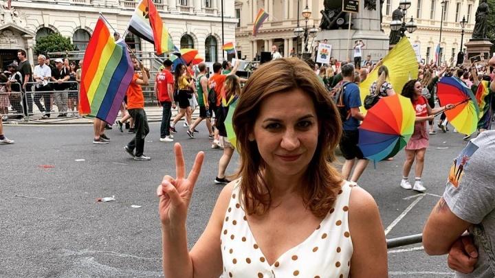 «Откуда будем детей рожать?»: бизнес-леди из Красноярска — о впечатлениях от гей-парада в Лондоне