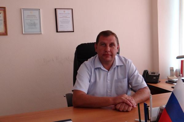 Евгений Дмитриев работал в департаменте с 2007 года