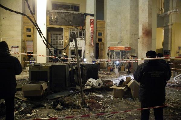 После терактов Волгоград встречал Новый год в гнетущей тишине