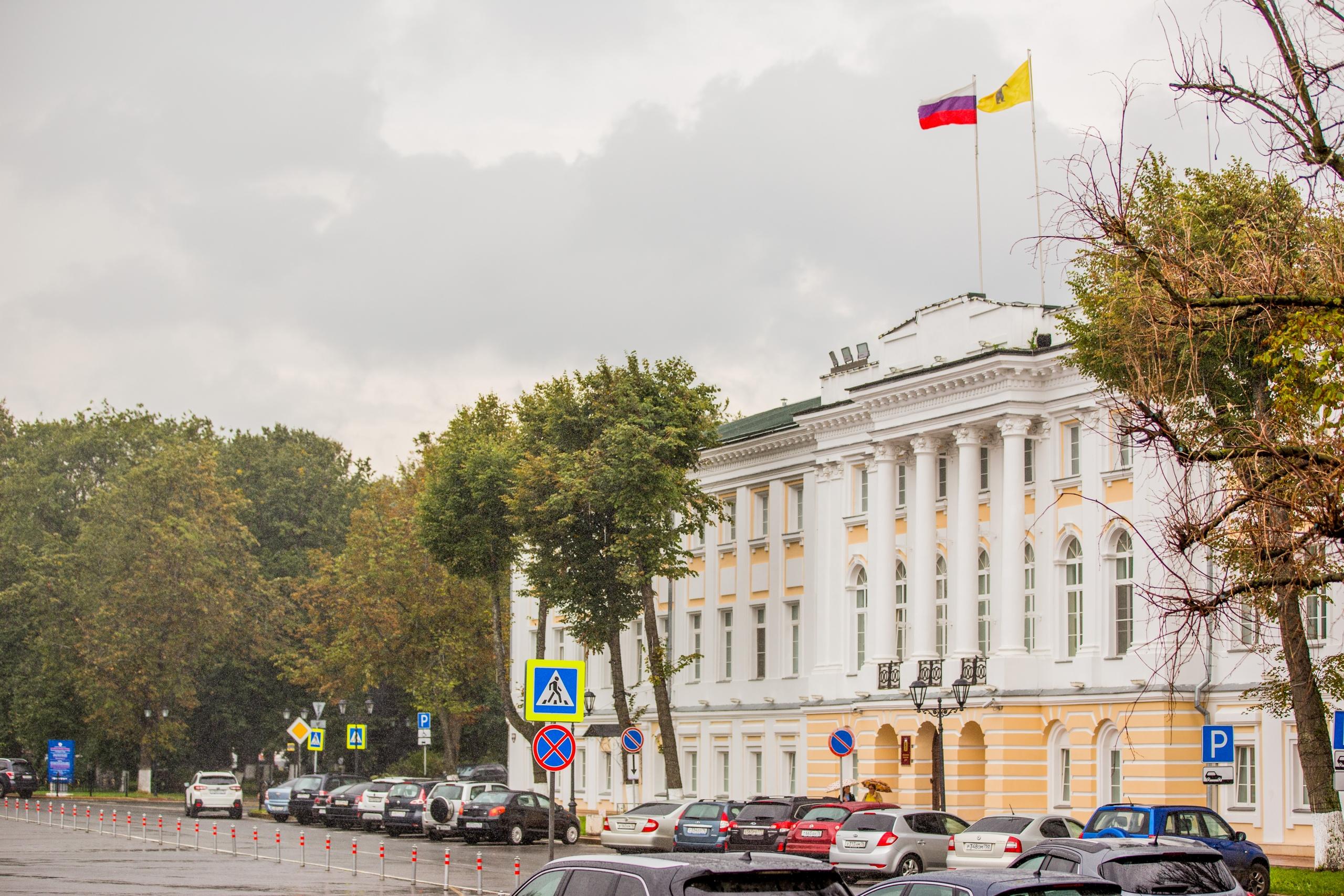 Депутаты Яроблдумы седьмого созыва начали свою работу с голосования по сценарию