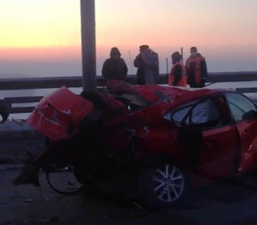 Шофёр «Мазды» спровоцировал ДТП спятью автомобилями вОмске