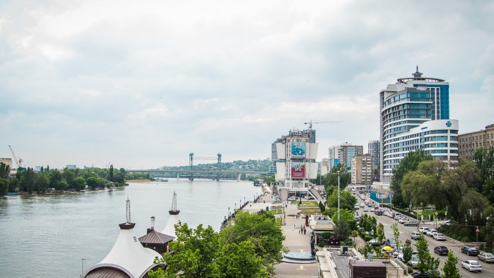 Ростову нужно 100 лет, чтобы догнать Москву по уровню экономики