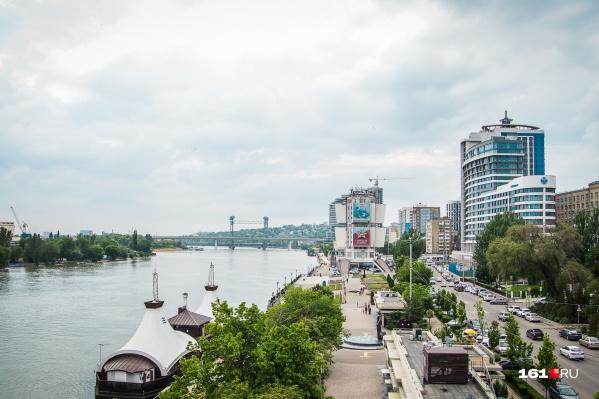 Ростов-на-Дону попал в число «отстающих» городов России