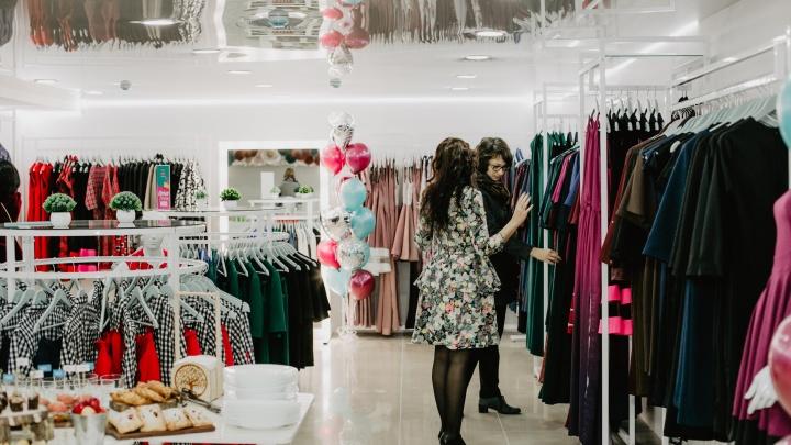 Тюменская сеть магазинов женского платья становится легендарной