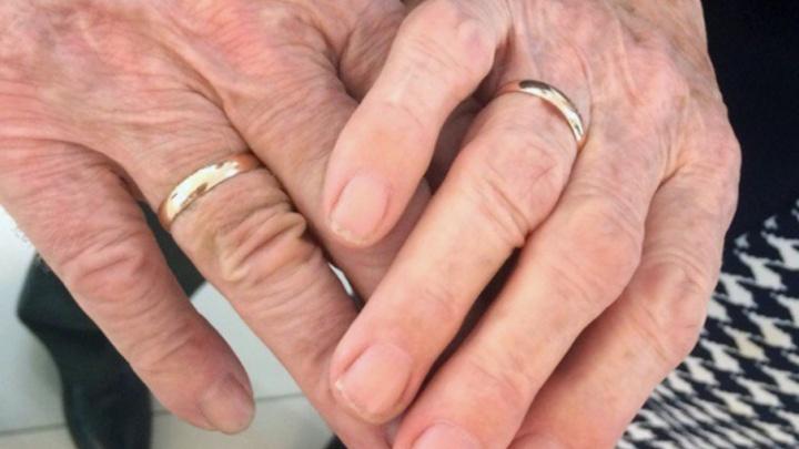 Любви все возрасты покорны: в Уфе брак заключили 80-летние пенсионеры