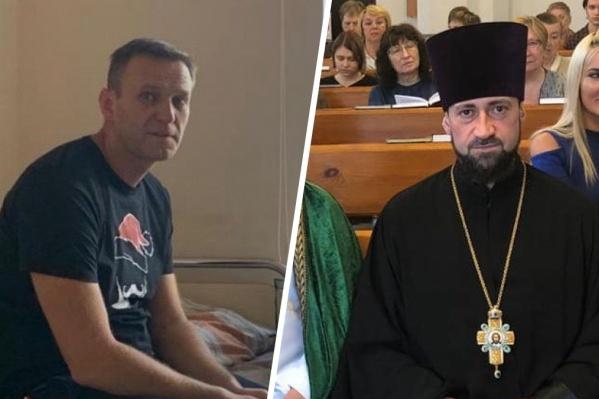 Пост про Алексея Навального Андрей Литовка написал на своей странице в «Фейсбуке»