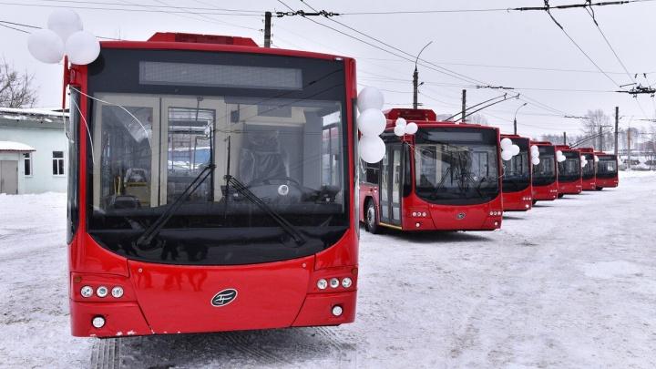«Яргорэлектротранс» взял многомиллионный кредит в банке на покупку комфортных троллейбусов