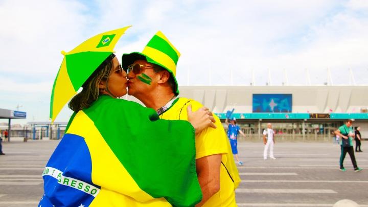 Бразилец Томер, шаурма вместо бурито и казаки: мундиаль в Ростове запомнился не только футболом