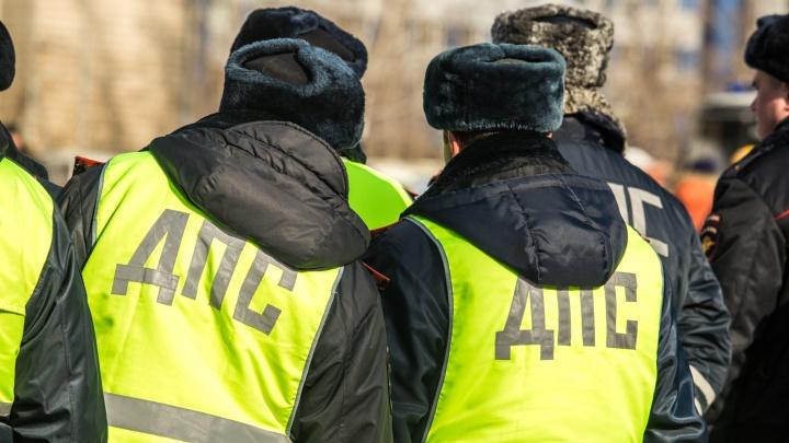 Полицейские поймали пьяного угонщика, находящегося в федеральном розыске