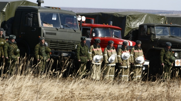 26 апреля в Зауралье вводят особый противопожарный режим