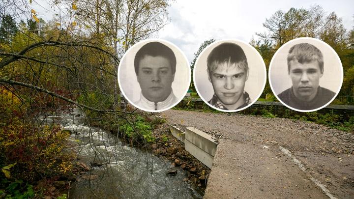 Трех сбежавших из психдиспансера парней видели на станции Минино