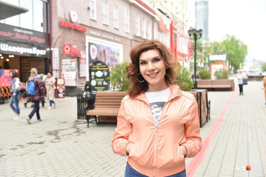 f5e58465195 Интервью с транссексуалкой Наимой Ибрагимовой
