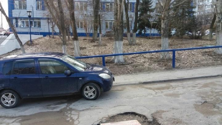 В Волгограде «Концессии водоснабжения» не нашли желающих восстановить разбитые ими дороги за 1,7 млн