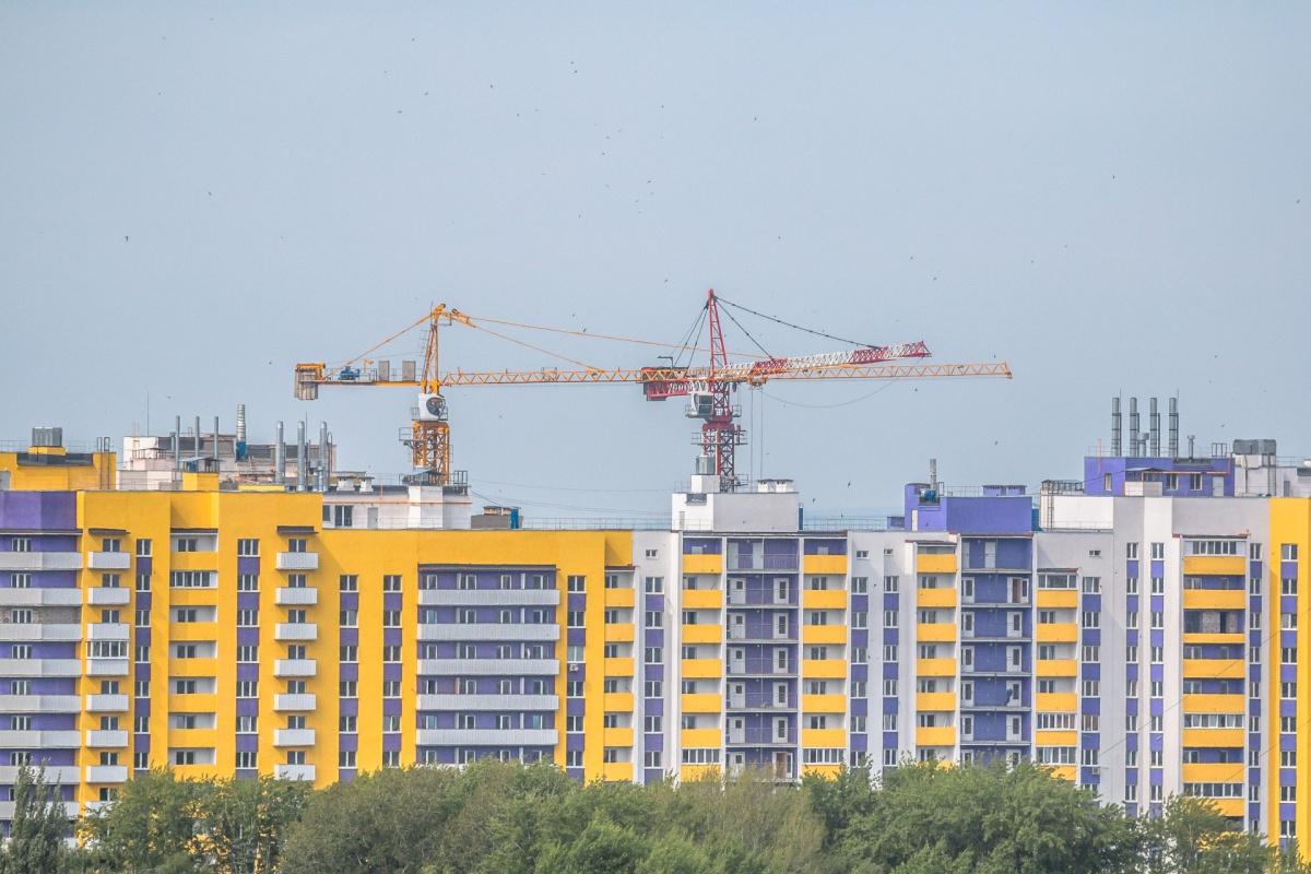 Квадратный метр жилья стоит 34 283 рубля