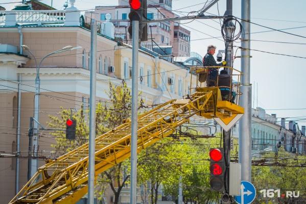 Новое освещение появится на 50 улицах