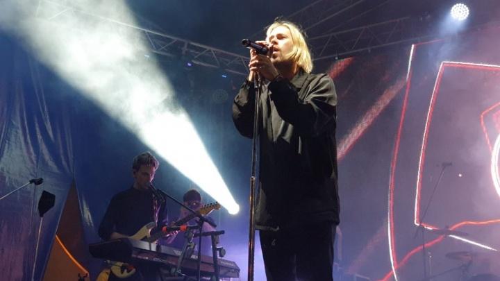 Максим Свобода, которого учил музыке Максим Фадеев, выступит на «Старом новом роке»