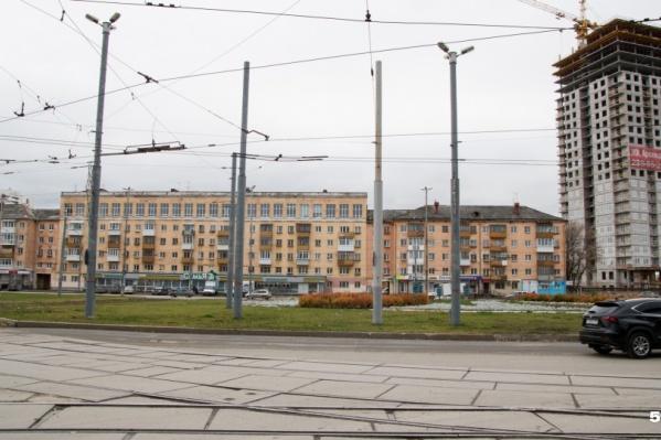 Улицу Сибирскую продлят от площади Карла Маркса до улицы Чкалова