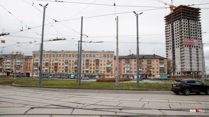 Проект продления улицы Сибирской разработают через год