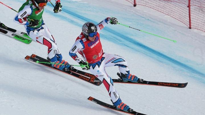 Улётные фото: в Челябинской области объявили победителей Кубка мира по ски-кроссу