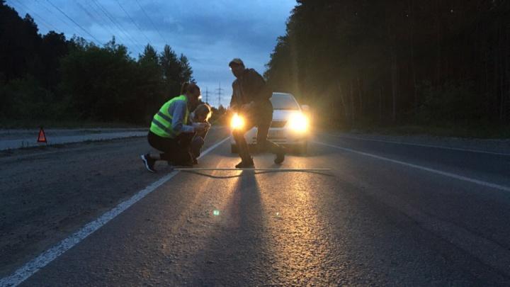 У вас колея не по ГОСТу: новосибирцы измерили провалы на дороге в Советском районе