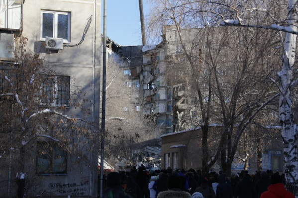 Без жилья после взрыва в Магнитогорске остались 238 человек