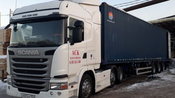 Зерно из Сибири начнут доставлять в Китай в контейнерах