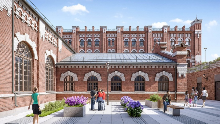 Часть мельницы-памятника напротив вокзала в Екатеринбурге выставили на продажу за 97,5 млн рублей