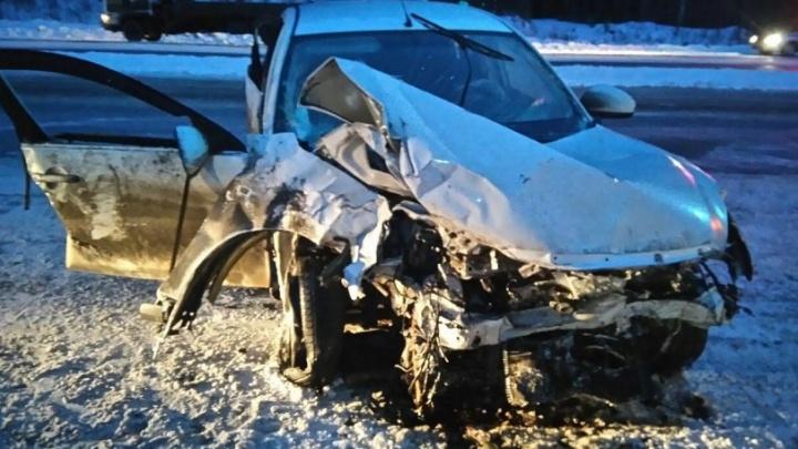Суд вынес приговор водителю Nissan, который устроил смертельное ДТП под Екатеринбургом