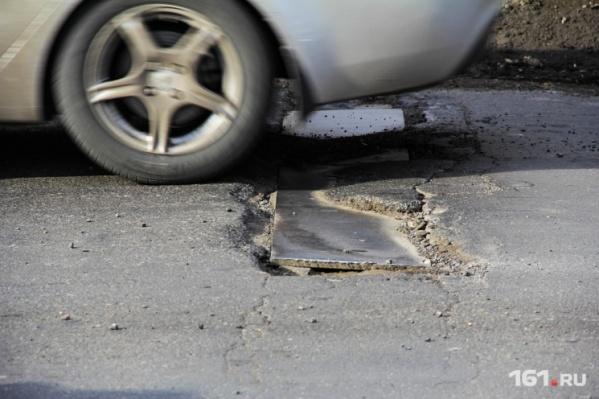 Дороги — самая больная тема для ростовчан и одна из самых дорогих строчек бюджета Ростовской области