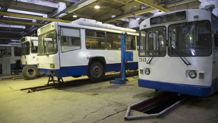 Жителям Уфы вернут электротранспорт
