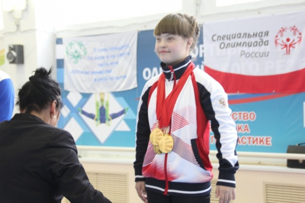 Арина Кутепова — сильнейшая гимнастка страны