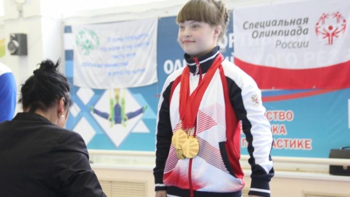 «Наша цель — Паралимпиада»: челябинские гимнасты представят Россию на Всемирных играх в Абу-Даби