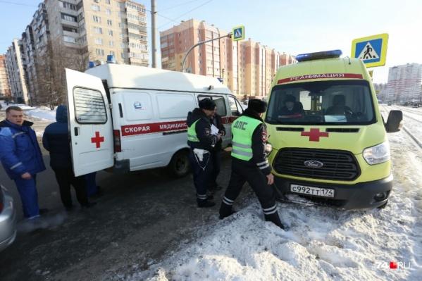 ДТП произошло минувшей зимой на проспекте Победы