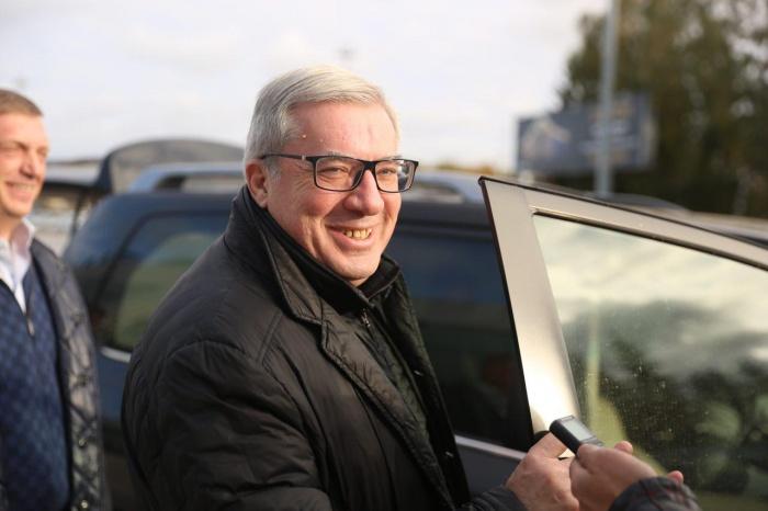 Виктор Толоконский будет помогать новосибирским чиновникам на должности советника