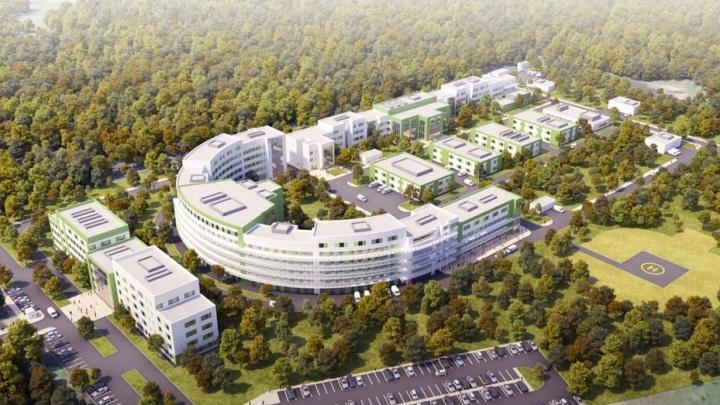 В Перми утвердили план строительства новой инфекционной больницы — её построят в Кировском районе