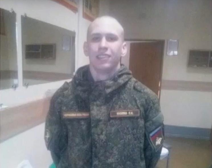 Станислав прибыл в часть в Уссурийске 20 ноября прошлого года