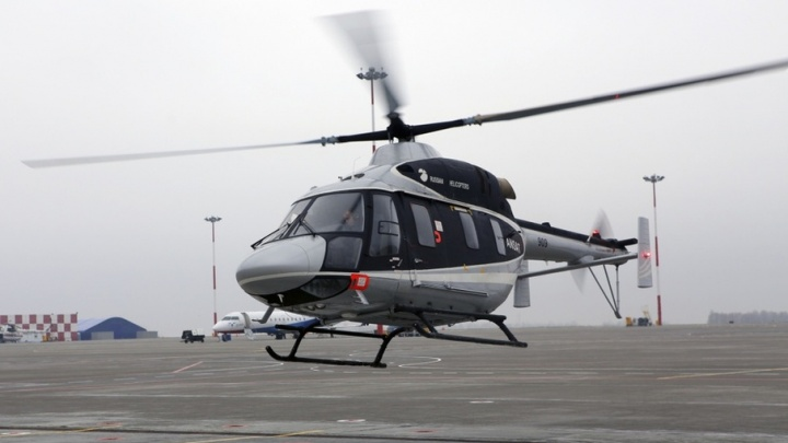 В Уфе за ТЦ «Мега» появится вертолетный центр