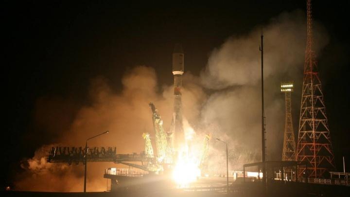 Самарские двигатели и ракета вывели на орбиту египетский спутник