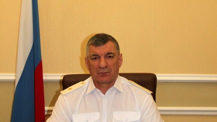 Начальником ГУФСИН в Ростовской области назначен Муслим Даххаев