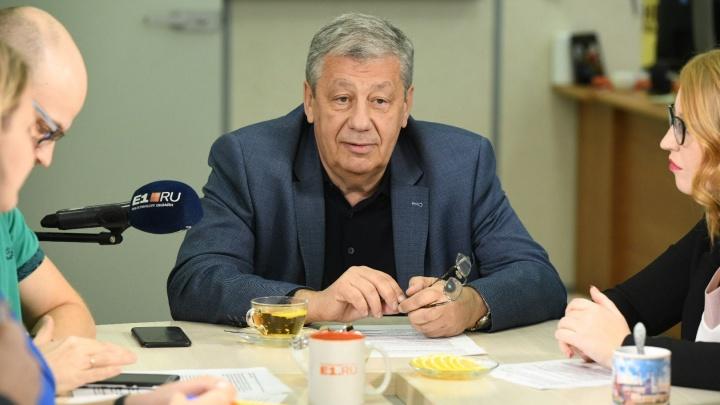 «Результаты меня порадовали»: Аркадий Чернецкий — об итогах голосования за место строительства храма