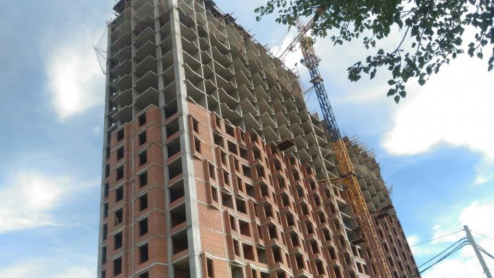Ошибка ценой в десятки квартир дольщиков: застройке комплекса «Белая река» в Уфе угрожал срыв