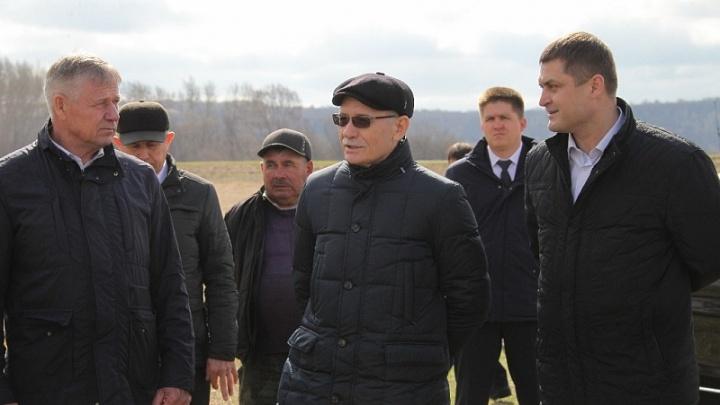 Рустэм Хамитов проинспектировал Миякинский район
