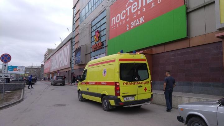 Полиция назвала причину эвакуациииз ТЦ «Версаль»
