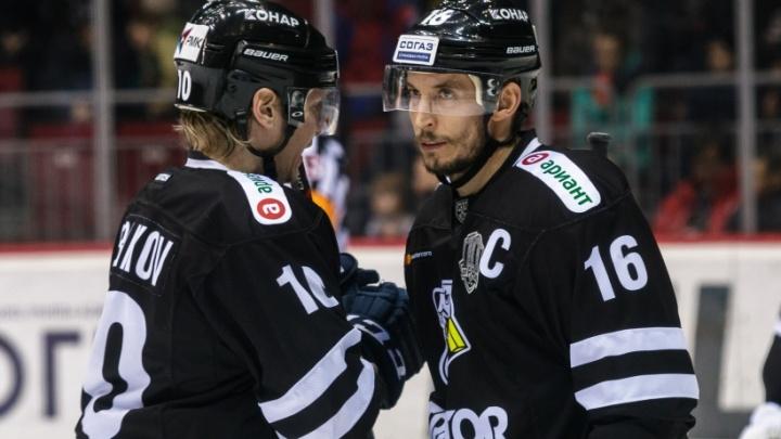 Александр Шинин и еще 13 игроков покидают челябинский «Трактор»